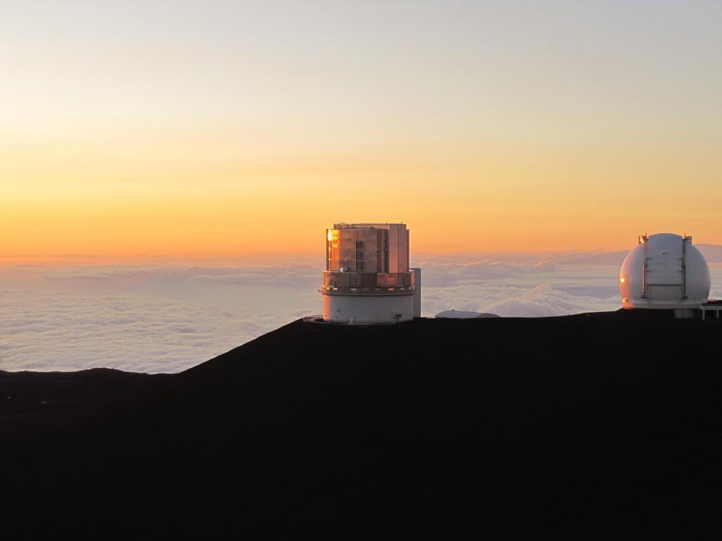 マウナ・ケア すばる望遠鏡