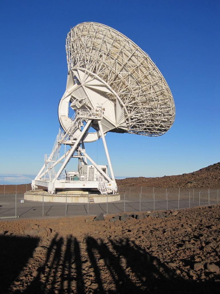 マウナ・ケア 電波望遠鏡