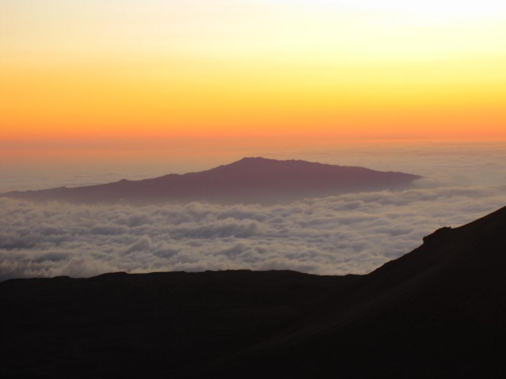 マウナ・ケア 山頂