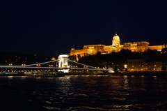 ブダペスト:ドナウ川ナイトクルーズ-4