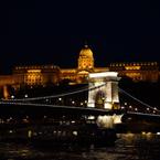 SONY NEX-7で撮影した風景(ブダペスト:ドナウ川ナイトクルーズ-2)の写真(画像)