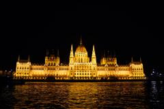 ブダペスト:ドナウ川ナイトクルーズ-5