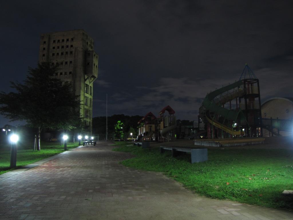 志免炭坑跡と公園