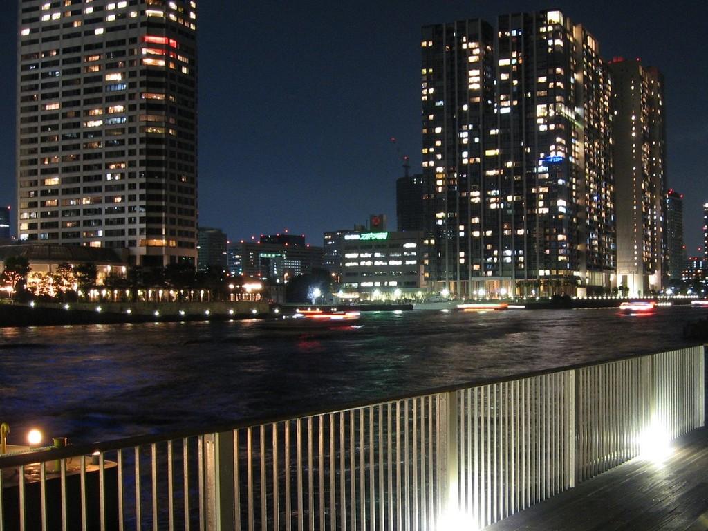 Tokyo Water Front01