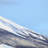 富士の稜線