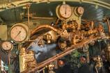 蒸気機関車 計器類