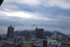 雲の上のお城