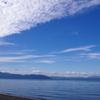 秋晴れ琵琶湖3
