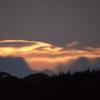 龍みたいな雲