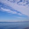 秋晴れ琵琶湖1