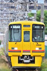 幸せの黄色い電車?
