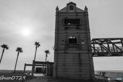 海辺の情景-2