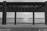 海辺の情景-1