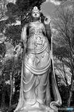 聖観世音菩薩像(ブロンズ)
