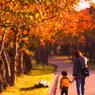 ママとお散歩♬