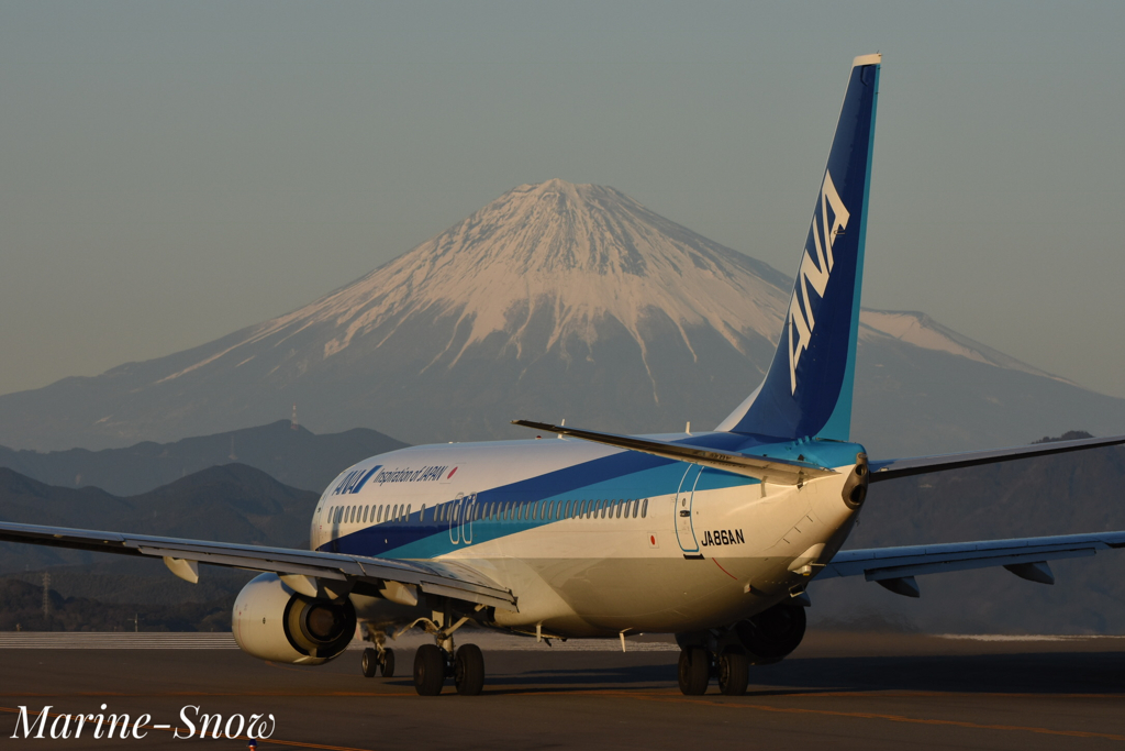 富士山静岡空港