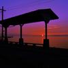 しもなだ物語 【第三話(最終話)】 下灘の駅に陽は落ちて…