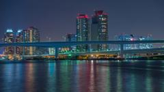 東京新夜景スポット 豊洲ぐるり公園4