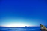 ブルーアワーな星空に・・・