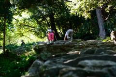 神倉神社の階段