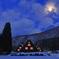 冬●白川郷の灯り