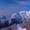 天空の冬景