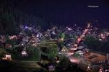 白川郷•夜景