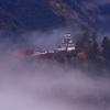 雲上の山城