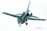 F-2 ジェット気流を感じて