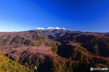 御岳パノラマラインからの景観