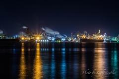 工場nightview!