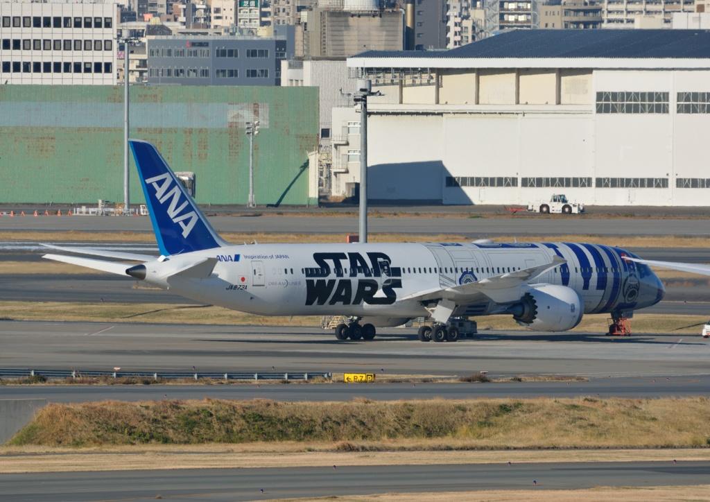 12月29日の羽田空港!
