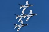 Blue Impulseの展示飛行5