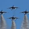 Blue Impulseの展示飛行6