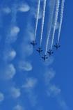 Blue Impulseの展示飛行7