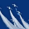 Blue Impulseの展示飛行4