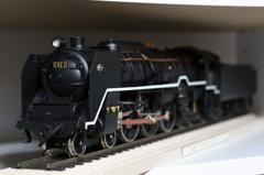 三井金属工芸製のC62