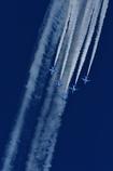 Blue Impulseの展示飛行2