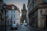プラハ~朝の情景40