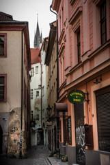 プラハ~朝の情景39