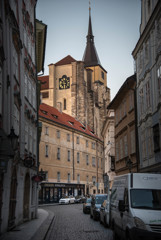 プラハ~朝の情景42