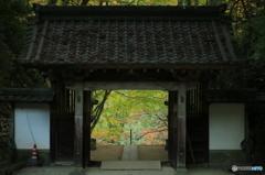 香積寺から観る