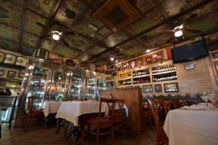 バルセロナにて美味しいワインパエリアと...