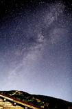 天空に輝く星空