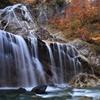 晩秋 姥ヶ滝