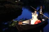 和船横笛演奏