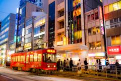 SapporoStreetCar
