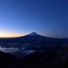 神秘霊峰富士