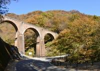 NIKON NIKON D7100で撮影した(秋のめがね橋)の写真(画像)