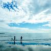 空と海と空と ゚・*:.。. .。.:*・゜
